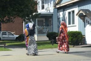 Niagara Street corridor is an international community.